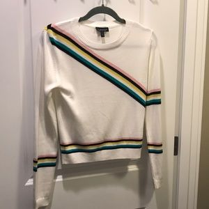 Topshop cotton sweater
